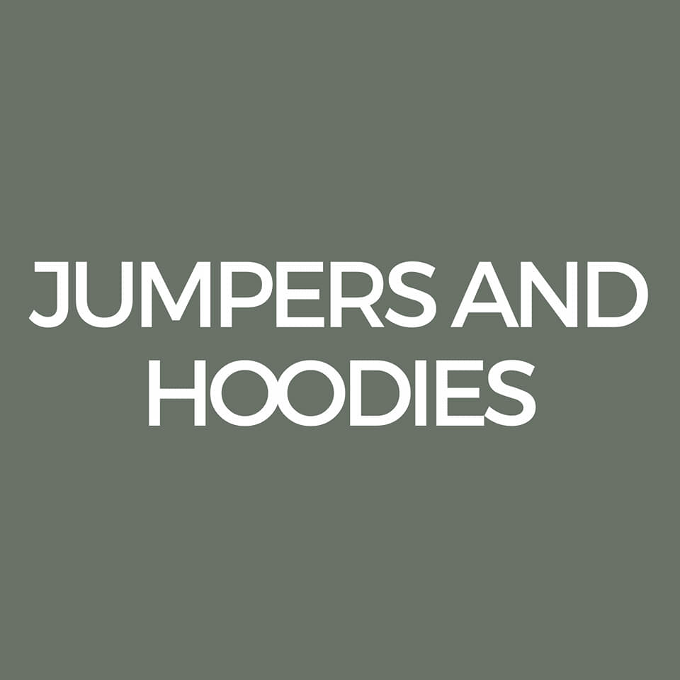 Jumpers and Hoodies