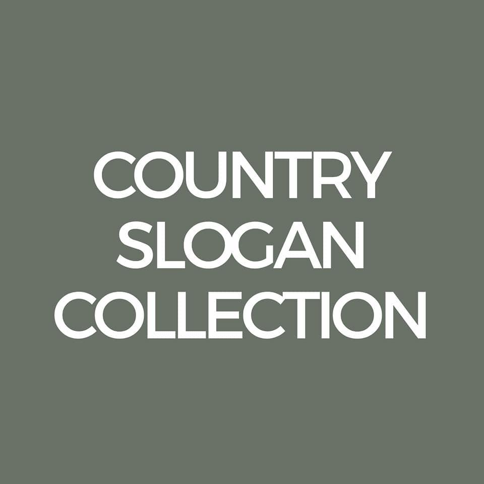 Country slogan range